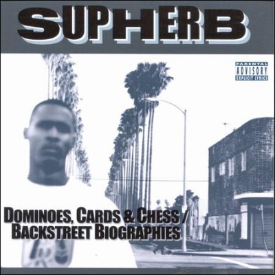 Supherb - Backstreet Biographies,Dominoes, Cards & Chess