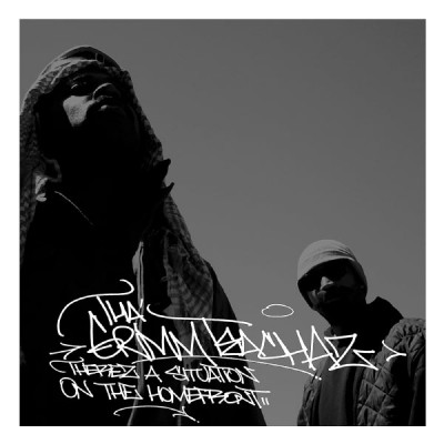 Tha Grimm Teachaz - There's A Situation On The Homefront (2011)