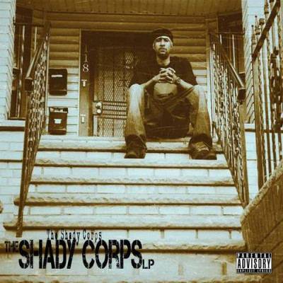 The Shady Corps - The Shady Corps LP