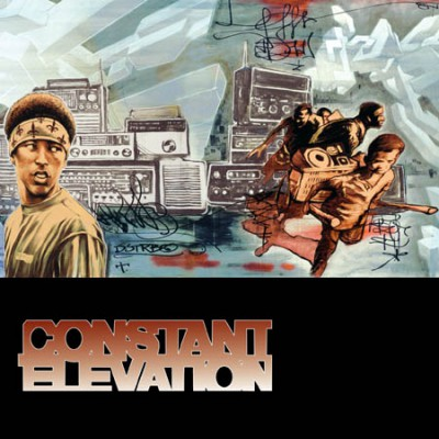 VA – Constant Elevation (CD) (2002) (FLAC + 320 kbps)