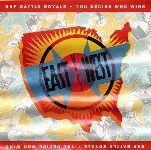 VA – East Vs West (CD) (1991) (FLAC + 320 kbps)