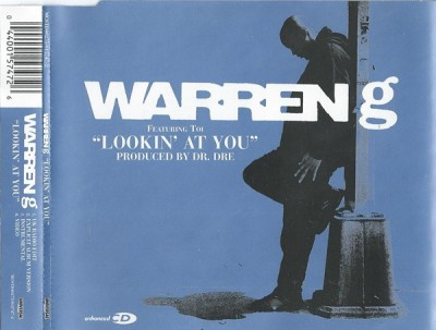 Warren G – Lookin' At You (UK CDS) (2001) (FLAC + 320 kbps)
