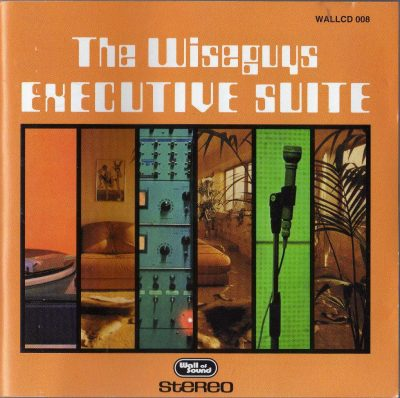 The Wiseguys – Executive Suite (1996) (CD) (FLAC + 320 kbps)