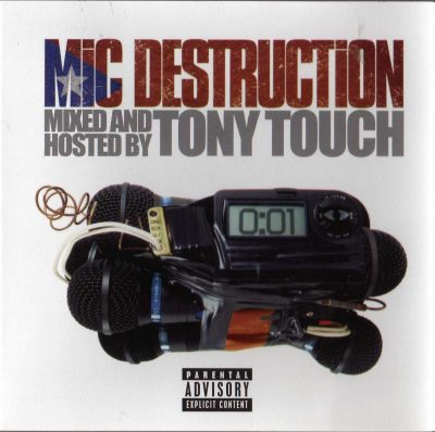 Tony Touch ‎- Mic Destruction (2005) (CD) (FLAC + 320 kbps)