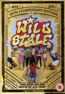 Wild Style – 25th Anniversary Special Edition (1982-2007 RE) (DVD)