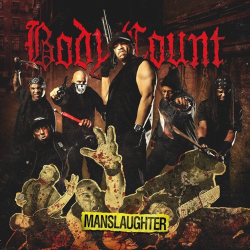 Body Count – Manslaughter (CD) (2014) (FLAC + 320 kbps)