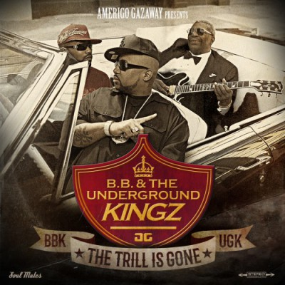Amerigo Gazaway Presents: B.B. King & The Underground Kingz – The Trill Is Gone (WEB) (2015) (FLAC + 320 kbps)