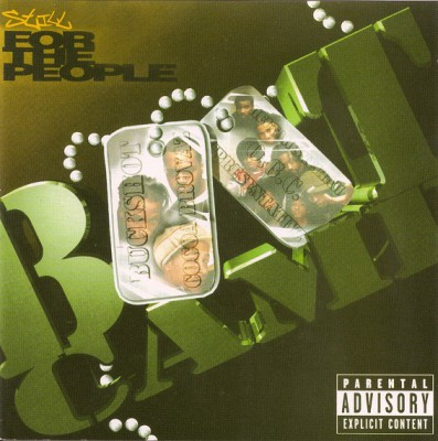 Boot Camp Clik – Still For The People (Reissue CD) (1997-2007) (FLAC + 320 kbps)