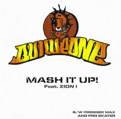 Bukue One - (2002) Mash It Up! -bw- Pressed Wax