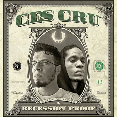 Ces Cru – Recession Proof EP (CD) (2015) (FLAC + 320 kbps)