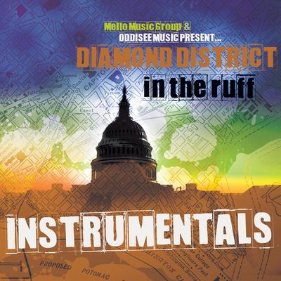 Diamond District – In The Ruff (Instrumentals) (WEB) (2009) (FLAC + 320 kbps)