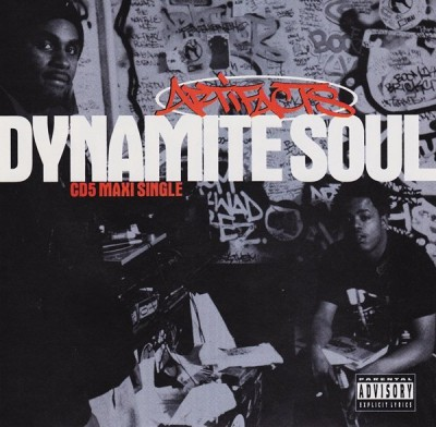 Artifacts – Dynamite Soul (CDS) (1995) (320 kbps)