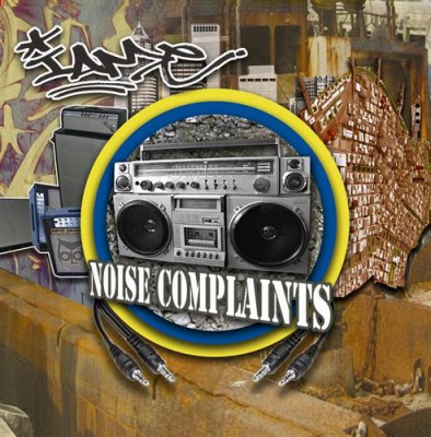IAME – Noise Complaints (CD) (2005) (FLAC + 320 kbps)