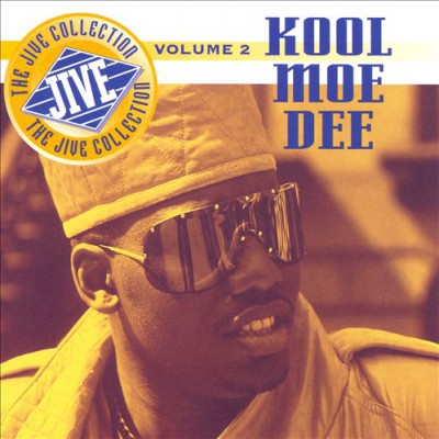 Kool Moe Dee - The Jive Collection, Volume 2
