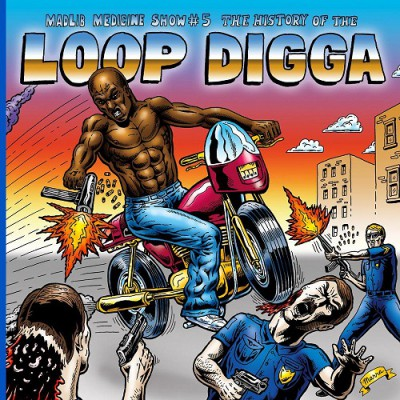 Madlib - Medicine Show #5  History of the Loop Digga, 1990-2000