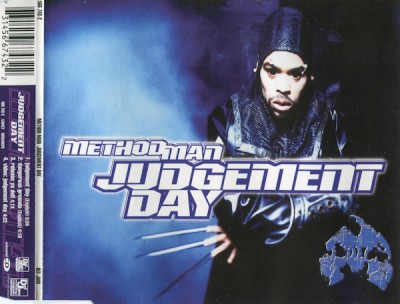Method Man – Judgement Day (CDS) (1998) (FLAC + 320 kbps)