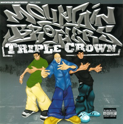 Mountain Brothers – Triple Crown (CD) (2003) (FLAC + 320 kbps)