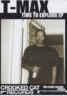 T-Max - Time To Explode EP