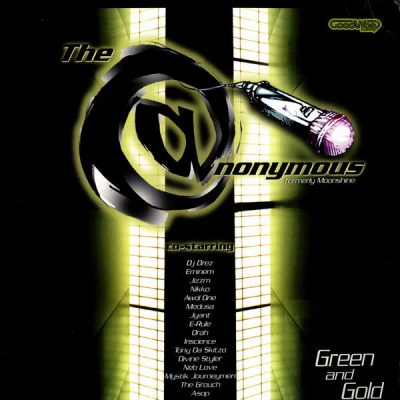 The Anonymous – Green & Gold (CD) (1998) (FLAC + 320 kbps)