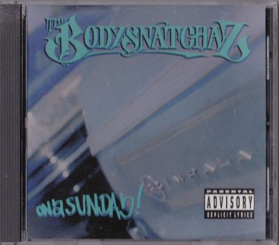 The Bodysnatchaz – On A Sunday (CDS) (1996) (320 kbps)