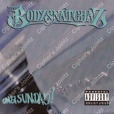 The Bodysnatchaz - On A Sunday
