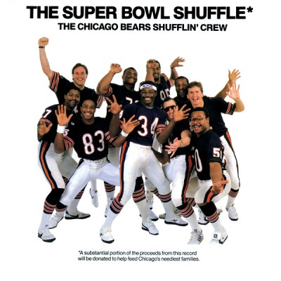 The Chicago Bears Shufflin' Crew - The Super Bowl Shuffle
