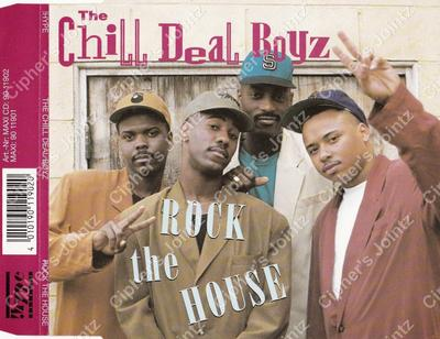 The Chill Deal Boyz - Rock The house