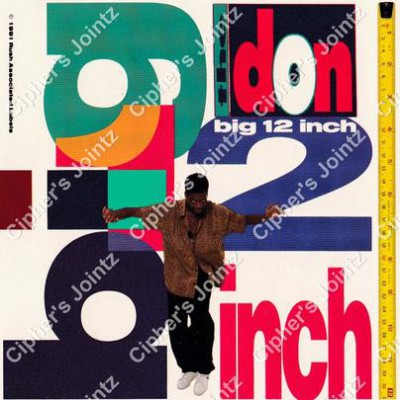 The Don - Big 12 Inch