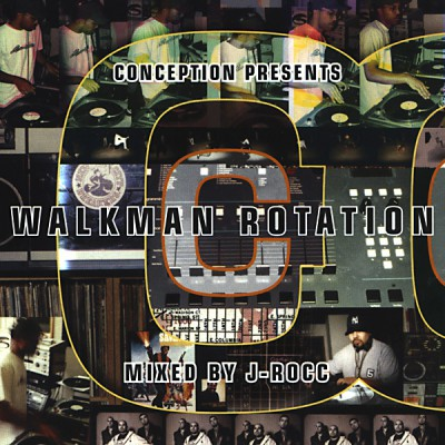 VA – Walkman Rotation: Mixed By J-Rocc (CD) (1998) (FLAC + 320 kbps)