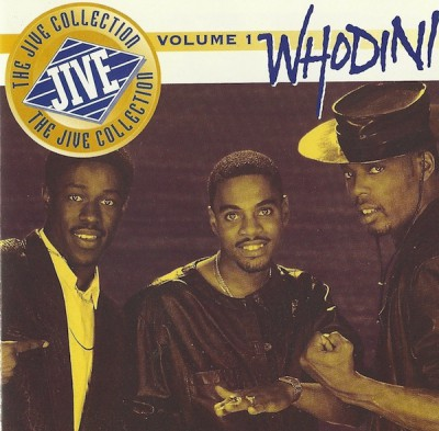 Whodini - The Jive Collection