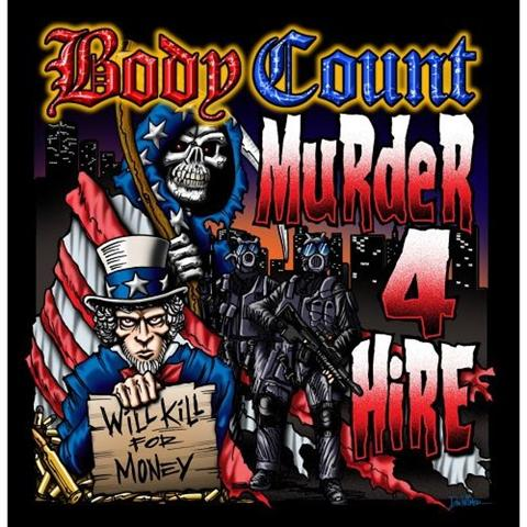 Body Count – Murder 4 Hire (CD) (2006) (FLAC + 320 kbps)