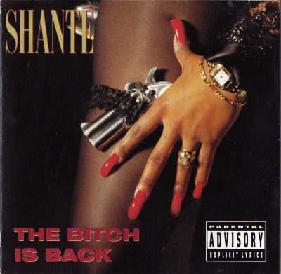Roxanne Shanté – The Bitch Is Back (1992) (CD) (FLAC + 320 kbps)