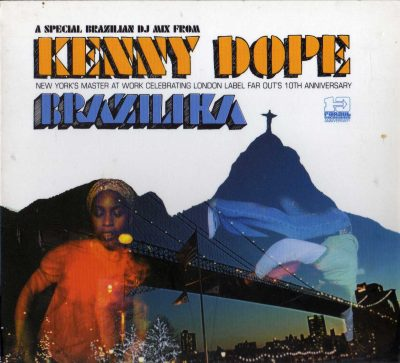 Various – Kenny Dope Presents Brazilika (2004) (CD) (FLAC + 320 kbps)