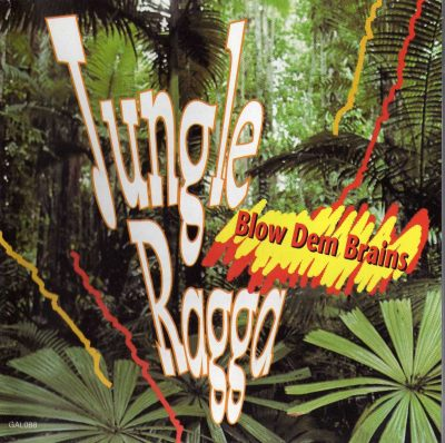 Various – Jungle Ragga – Blow Dem Brains (199x) (CD) (FLAC + 320 kbps)