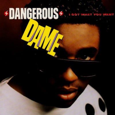 Dangerous Dame – I Got What You Want (CD) (1990) (320 kbps)