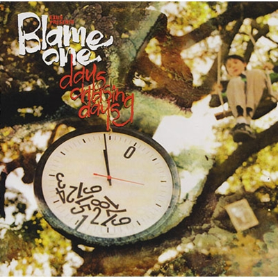 Blame One – Days Chasing Days (CD) (2009) (FLAC + 320 kbps)