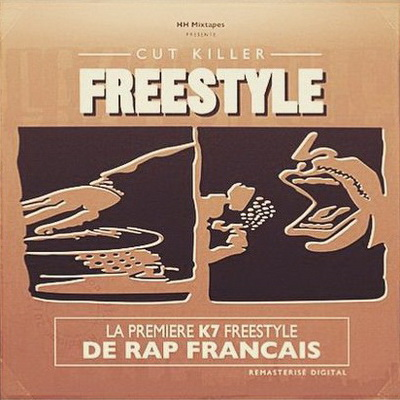 DJ Cut Killer - Freestyle (1995) (2015 Remastered)-cover