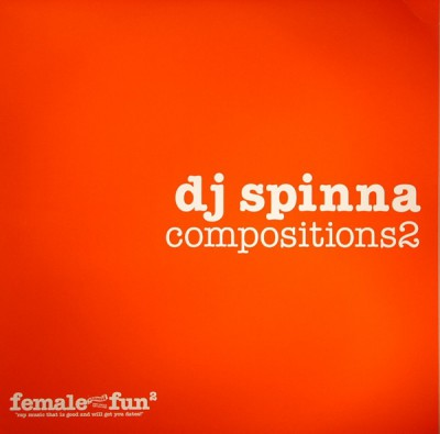 DJ Spinna – Compositions2 (CD) (2004) (FLAC + 320 kbps)