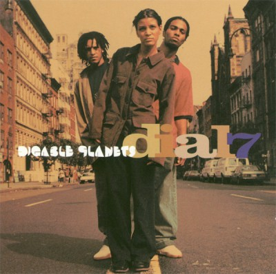 Digable Planets – Dial 7 (CDS) (1995) (FLAC + 320 kbps)