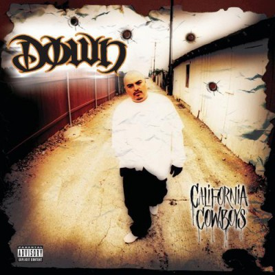 Down – California Cowboys (CD) (2001) (FLAC + 320 kbps)
