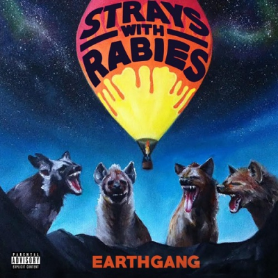EarthGang – Strays With Rabies (WEB) (2015) (320 kbps)