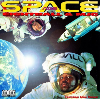 8Ball & MJG – Space Age (Promo CDS) (1996) (FLAC + 320 kbps)