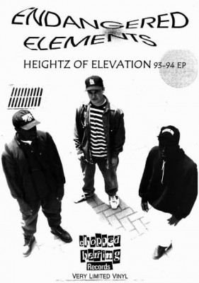 Endangered Elements - Heightz Of Elevation 93-94 EP