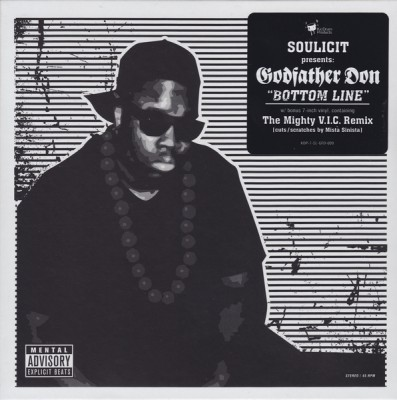 Godfather Don – Bottom Line (VLS) (2015) (FLAC + 320 kbps)