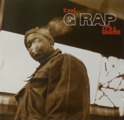 Kool G Rap – It's A Shame (CDS) (1995) (320 kbps)