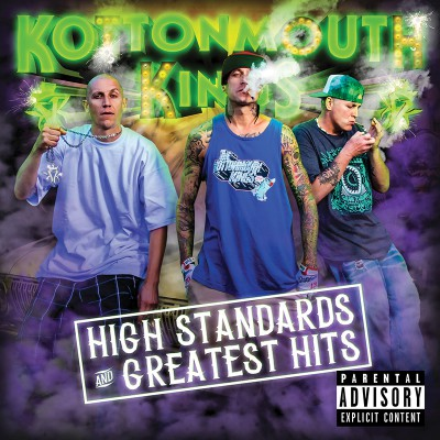 Kottonmouth Kings – High Standards And Greatest Hits (WEB) (2015) (320 kbps)
