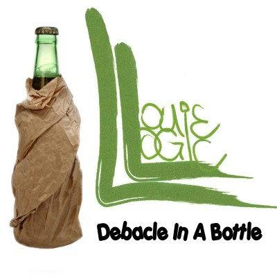 Louis Logic - Debacle In A Bottle.
