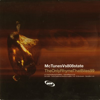 Mc Tunes vs 808 State - The only rhyme that bites 99 (CD2)