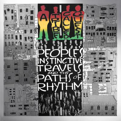 A Tribe Called Quest – People's Instinctive Travels And The Paths Of Rhythm (25th Anniversary Edition) (CD) (1990-2015) (FLAC + 320 kbps)