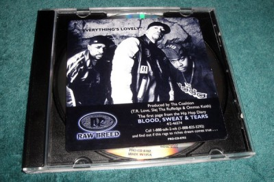 Raw Breed – Everything's Lovely (Promo CDS) (1997) (320 kbps)